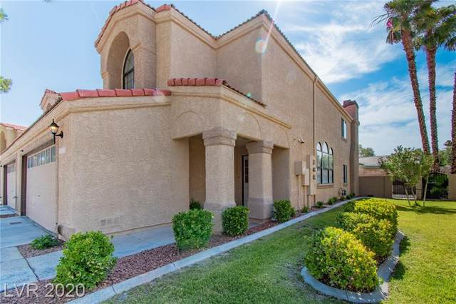 3935 Tirana, Las Vegas, NV 89103 (MLS #2205335) :: The Mark Wiley Group | Keller Williams Realty SW