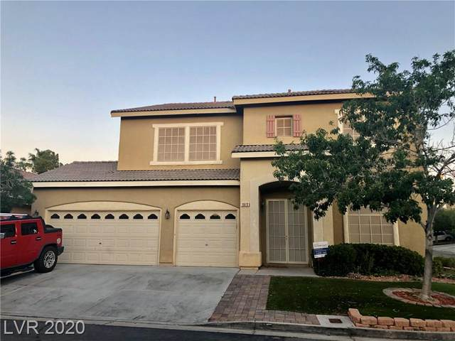 10613 Bonchester Hill, Las Vegas, NV 89141 (MLS #2205365) :: The Lindstrom Group