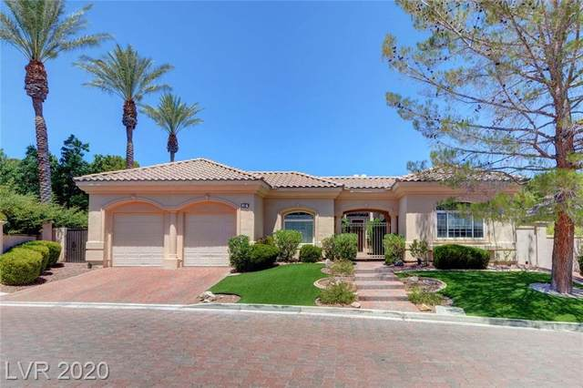 46 Caminito Amore, Henderson, NV 89011 (MLS #2205398) :: The Perna Group