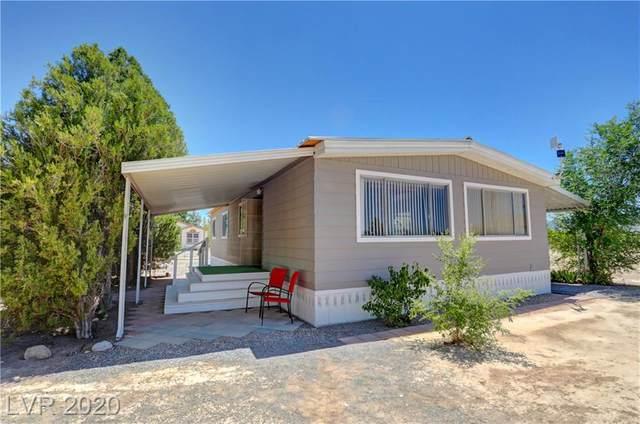 4200 Oakridge, Pahrump, NV 89048 (MLS #2205427) :: The Mark Wiley Group | Keller Williams Realty SW