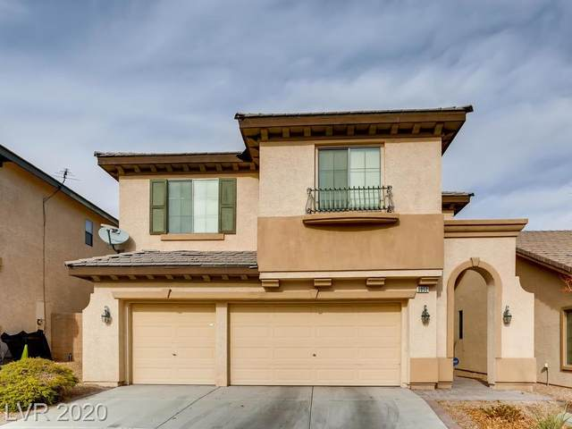 9052 Picket Fence Avenue, Las Vegas, NV 89143 (MLS #2205603) :: The Lindstrom Group