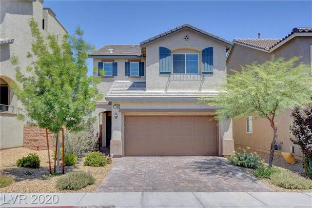 7180 Sterling Rock Avenue, Las Vegas, NV 89178 (MLS #2205655) :: The Lindstrom Group