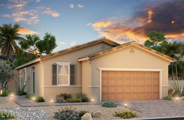 3043 Eaglesfield Lot 53, North Las Vegas, NV 89081 (MLS #2205669) :: The Mark Wiley Group | Keller Williams Realty SW