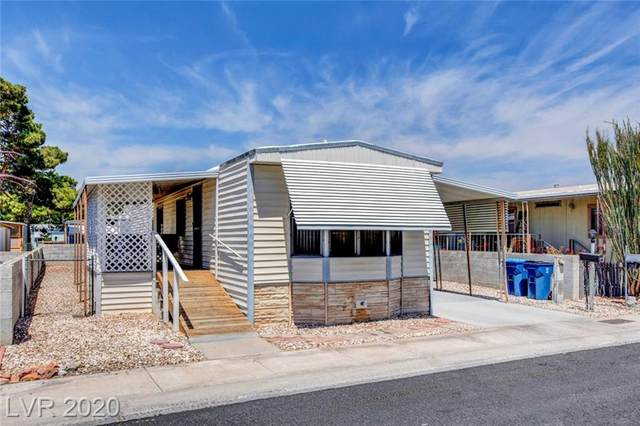 3391 Fort Smith, Las Vegas, NV 89122 (MLS #2205716) :: Hebert Group | Realty One Group