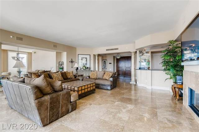 2877 Paradise #2903, Las Vegas, NV 89109 (MLS #2205820) :: Signature Real Estate Group