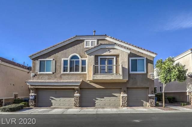 9141 Goose Lake Way #102, Las Vegas, NV 89149 (MLS #2205826) :: Signature Real Estate Group