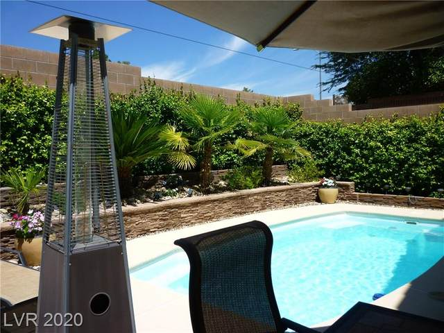 2247 Autumn Fire, Las Vegas, NV 89117 (MLS #2205831) :: Vestuto Realty Group