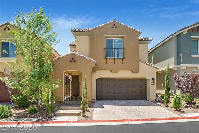 11241 Sutter Crossing, Las Vegas, NV 89135 (MLS #2205840) :: Performance Realty