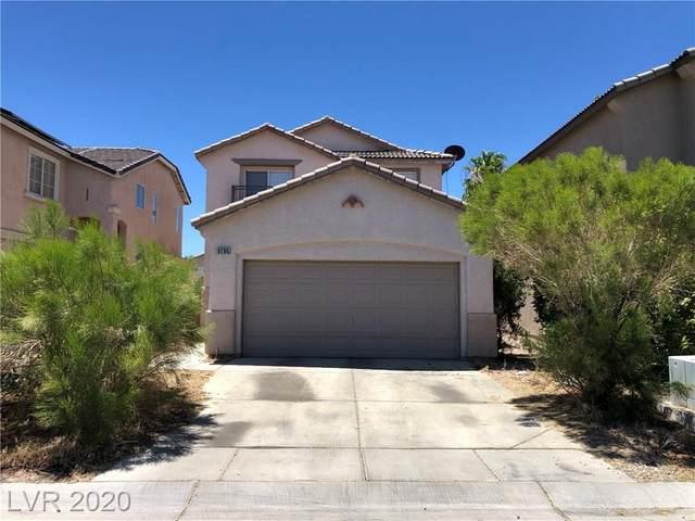 9289 Hidden Harbor Avenue, Las Vegas, NV 89148 (MLS #2205909) :: Signature Real Estate Group