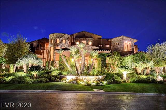 22 Promontory Ridge, Las Vegas, NV 89135 (MLS #2205911) :: Vestuto Realty Group