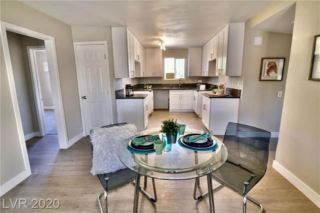 1934 Harvard Street, North Las Vegas, NV 89030 (MLS #2205935) :: Signature Real Estate Group