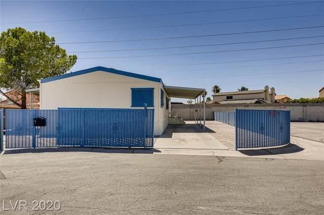 5401 Tahoe Drive, Las Vegas, NV 89142 (MLS #2205943) :: Hebert Group | Realty One Group