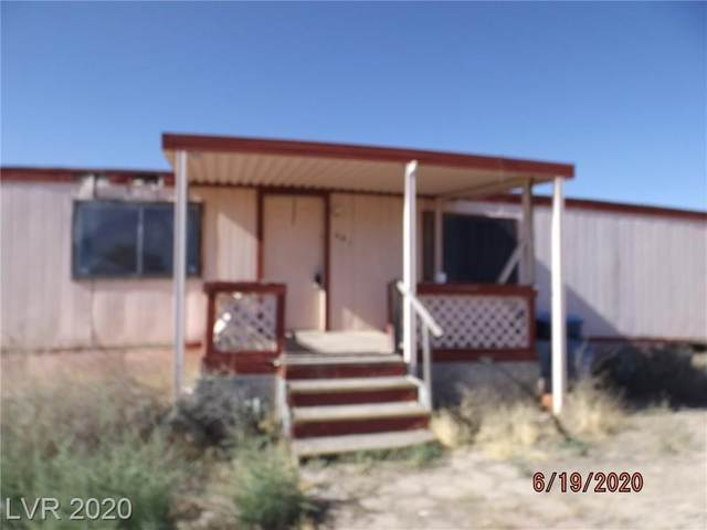 641 W Bader, Overton, NV 89040 (MLS #2205972) :: Signature Real Estate Group