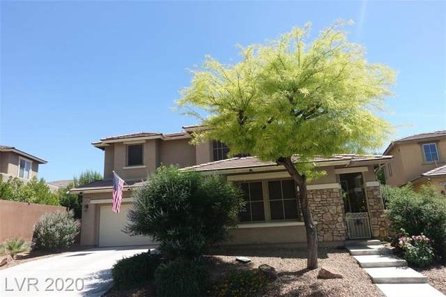 10420 Garland Grove Way, Las Vegas, NV 89135 (MLS #2205978) :: The Perna Group