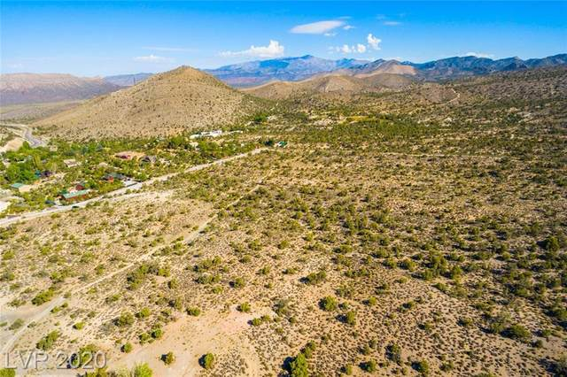 Benedict Drive, Mountain Springs, NV 89124 (MLS #2206000) :: Team Michele Dugan