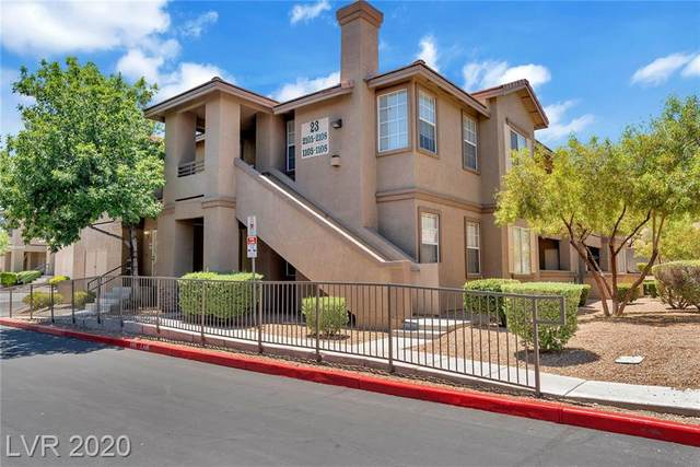 9901 Trailwood #1108, Las Vegas, NV 89134 (MLS #2206002) :: Hebert Group | Realty One Group