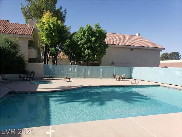 970 N Sloan #101, Las Vegas, NV 89110 (MLS #2206010) :: Helen Riley Group | Simply Vegas