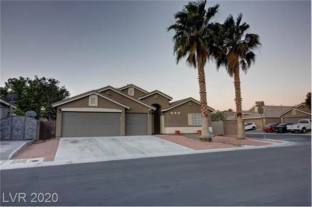 8367 Mountain Destiny Avenue, Las Vegas, NV 89131 (MLS #2206091) :: Helen Riley Group   Simply Vegas