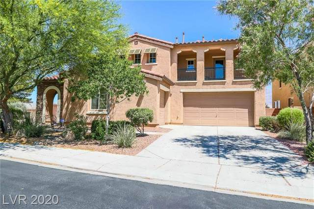 2060 Nature Park, North Las Vegas, NV 89084 (MLS #2206101) :: The Shear Team