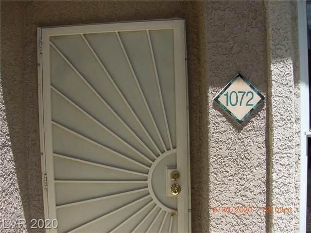 5125 Reno #1072, Las Vegas, NV 89118 (MLS #2206293) :: Hebert Group | Realty One Group