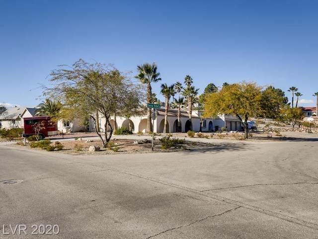 1410 Highland, Boulder City, NV 89005 (MLS #2206302) :: The Lindstrom Group