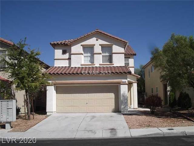 6548 Hillside Pine, Las Vegas, NV 89148 (MLS #2206338) :: The Shear Team