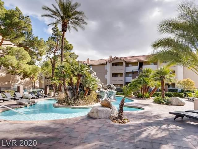 4200 Valley View #2005, Las Vegas, NV 89103 (MLS #2206396) :: The Perna Group