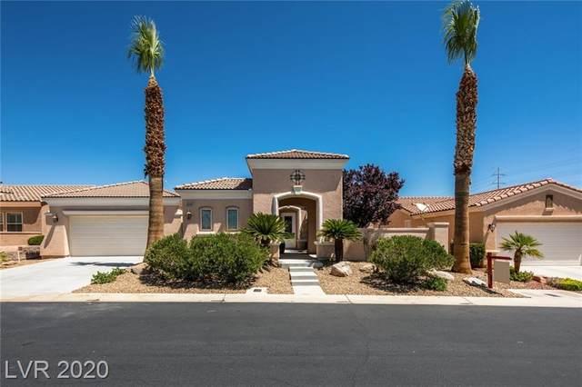 10248 Santo Nina Court, Las Vegas, NV 89135 (MLS #2206418) :: The Lindstrom Group