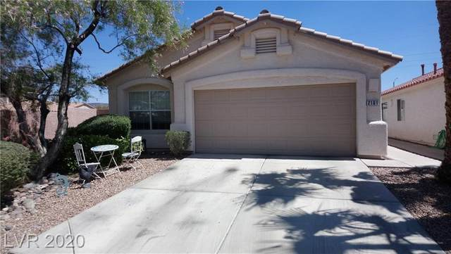 2101 Hidden Ranch Terrace, Henderson, NV 89052 (MLS #2206484) :: The Lindstrom Group