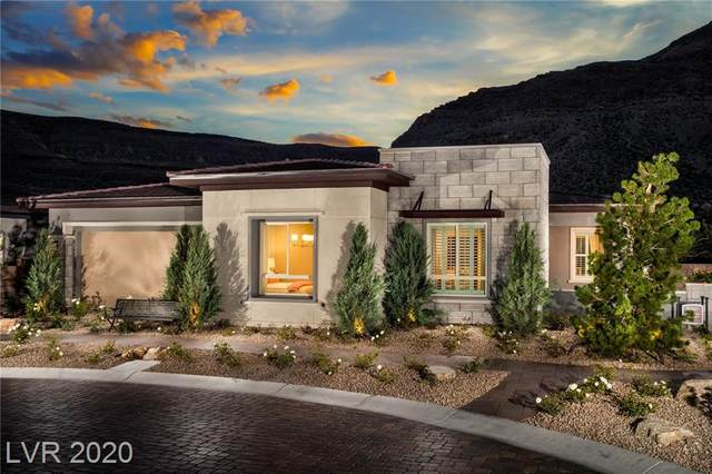9868 Gemstone Sunset Avenue, Las Vegas, NV 89148 (MLS #2206491) :: The Lindstrom Group