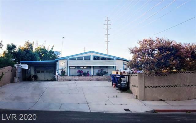 1000 El Camino, Boulder City, NV 89005 (MLS #2206543) :: The Lindstrom Group
