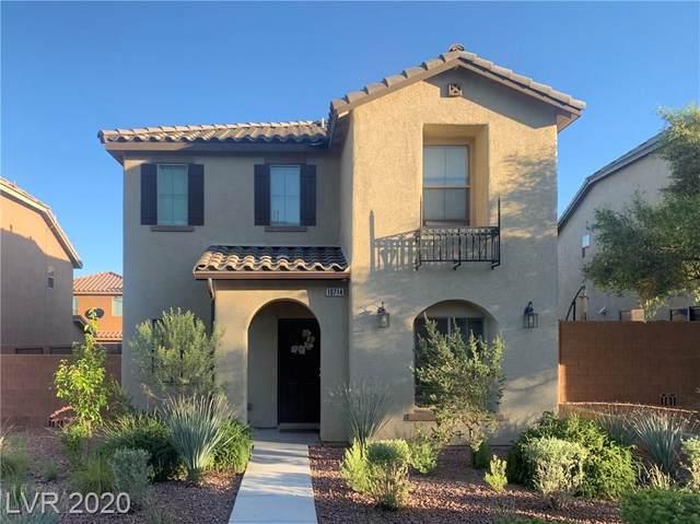 10714 Mason Hill Avenue, Las Vegas, NV 89166 (MLS #2206555) :: Signature Real Estate Group