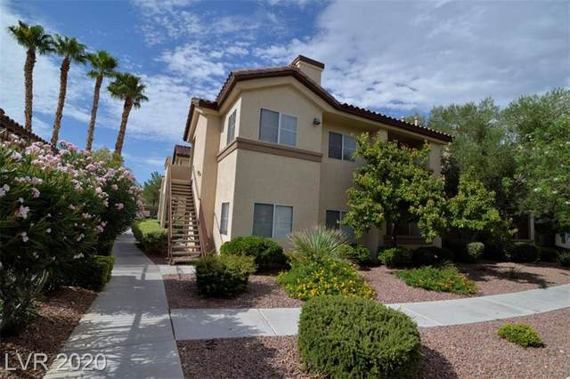 8501 University Avenue #2115, Las Vegas, NV 89147 (MLS #2206622) :: Team Michele Dugan