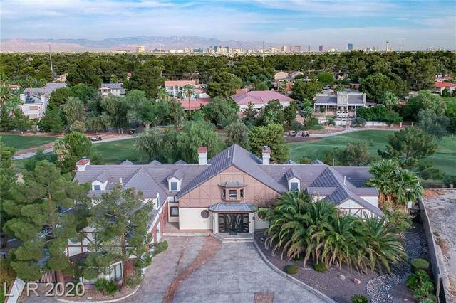 3003 Regency Hill, Henderson, NV 89014 (MLS #2206656) :: Signature Real Estate Group