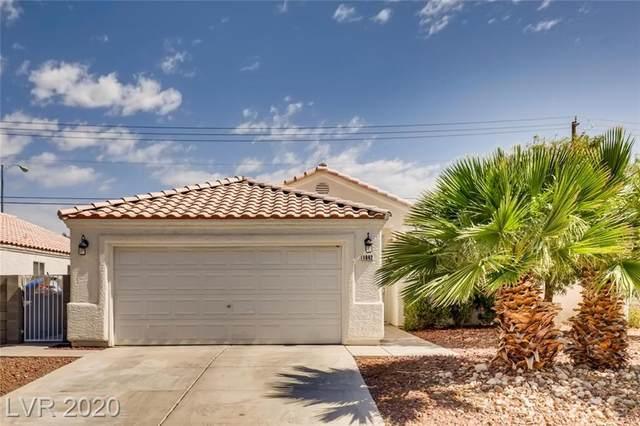 1842 Capilano Lane, North Las Vegas, NV 89031 (MLS #2206697) :: ERA Brokers Consolidated / Sherman Group