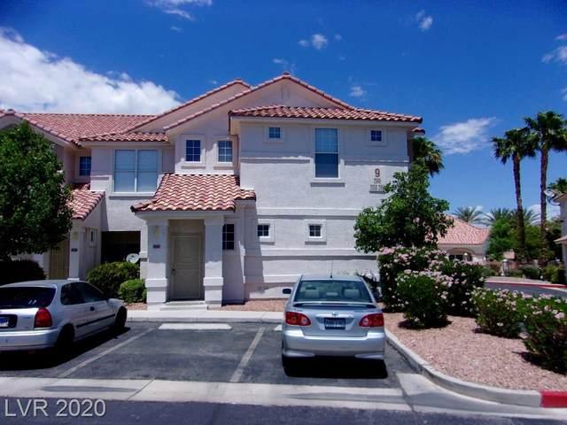 8555 Russell Road #2051, Las Vegas, NV 89113 (MLS #2206741) :: The Shear Team