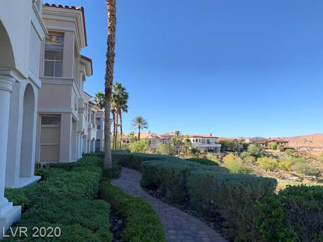 23 Strada Di Circolo #23, Henderson, NV 89011 (MLS #2206742) :: Hebert Group | Realty One Group