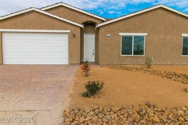 1701 S Blagg, Pahrump, NV 89048 (MLS #2206838) :: Signature Real Estate Group