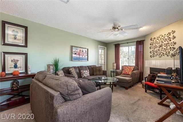 1375 Hacienda Avenue #219, Las Vegas, NV 89119 (MLS #2206852) :: Hebert Group | Realty One Group
