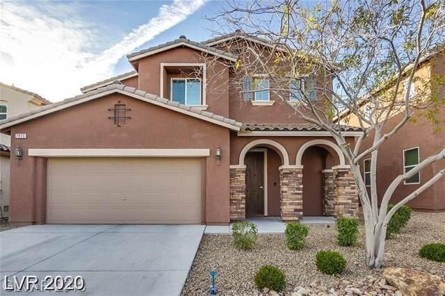 7853 Dell Ridge Avenue, Las Vegas, NV 89179 (MLS #2206853) :: The Lindstrom Group