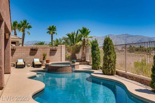 8216 Walden Lake Street, Las Vegas, NV 89131 (MLS #2206878) :: Hebert Group | Realty One Group