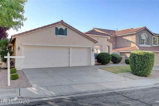 257 Canyon Spirit Drive, Henderson, NV 89012 (MLS #2206940) :: The Mark Wiley Group | Keller Williams Realty SW