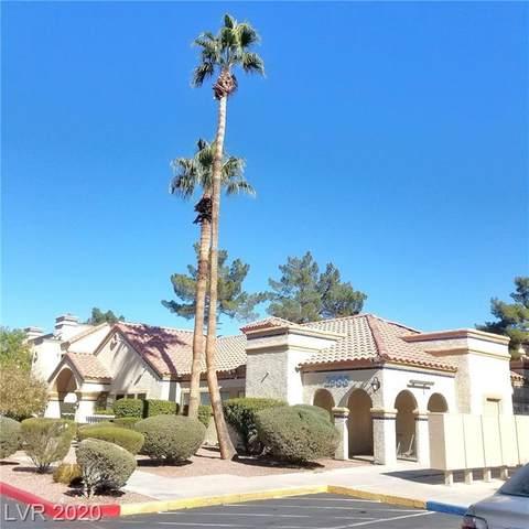 2982 Juniper Hills Boulevard #102, Las Vegas, NV 89142 (MLS #2206996) :: The Shear Team