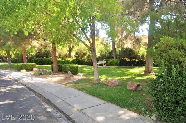 346 Santa Monica Drive, Henderson, NV 89014 (MLS #2207014) :: The Lindstrom Group