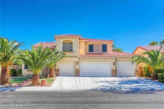 1509 Barrington Oaks Street, North Las Vegas, NV 89084 (MLS #2207057) :: Signature Real Estate Group