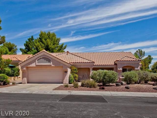 8728 Litchfield Avenue, Las Vegas, NV 89134 (MLS #2207182) :: The Shear Team