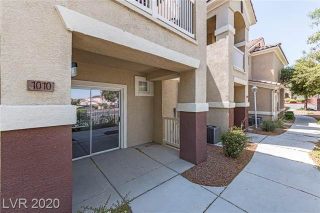 5855 Valley Drive #1010, North Las Vegas, NV 89031 (MLS #2207194) :: Hebert Group | Realty One Group