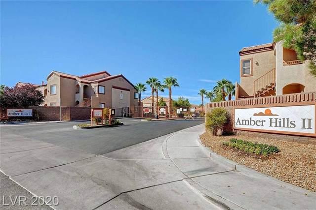 9580 Reno Avenue #209, Las Vegas, NV 89148 (MLS #2207314) :: Jeffrey Sabel