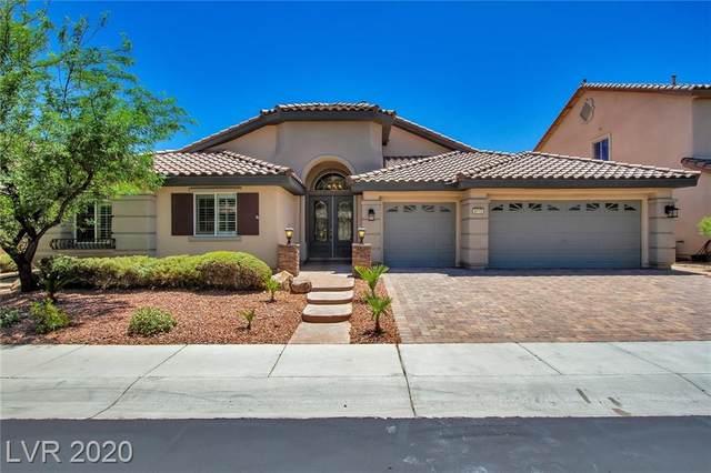 8115 Dolce Volpe Avenue, Las Vegas, NV 89178 (MLS #2207315) :: Hebert Group   Realty One Group