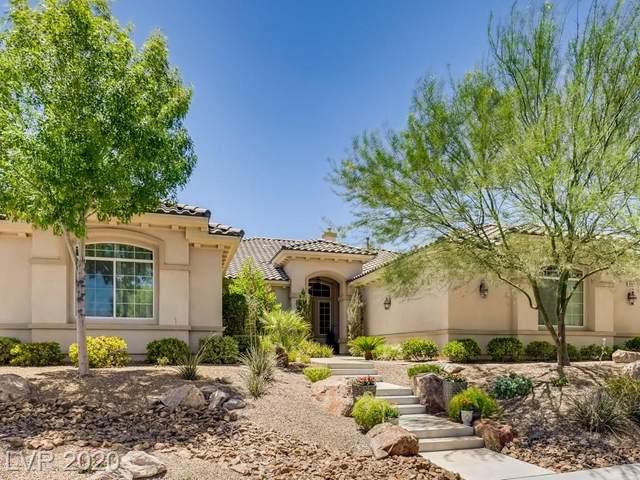 9861 Amador Ranch Avenue, Las Vegas, NV 89149 (MLS #2207322) :: Signature Real Estate Group